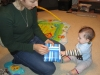 DJ's first Channukah