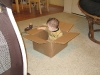 Playing with a box