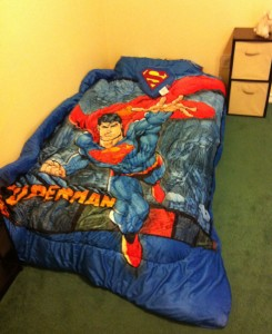 superman bed